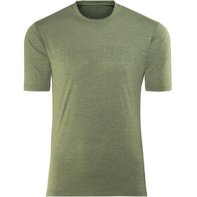 Haglöfs Ridge t-shirt Heren olijf